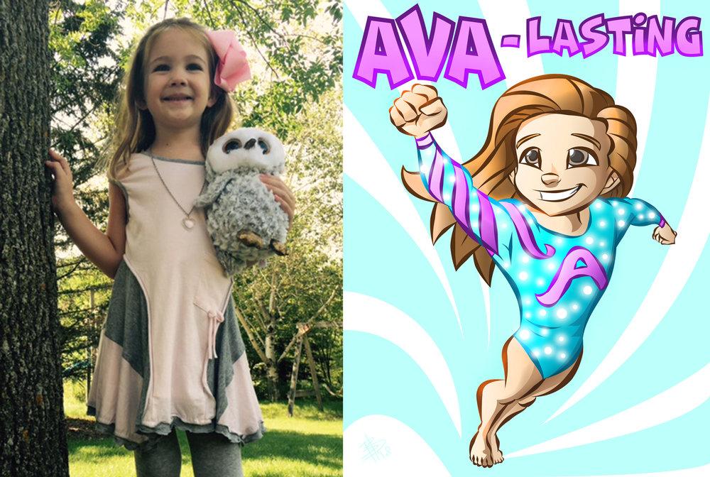 Ava (AVA-Lasting)