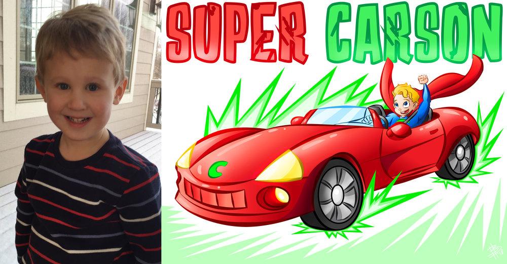 Carson (Super Carson)