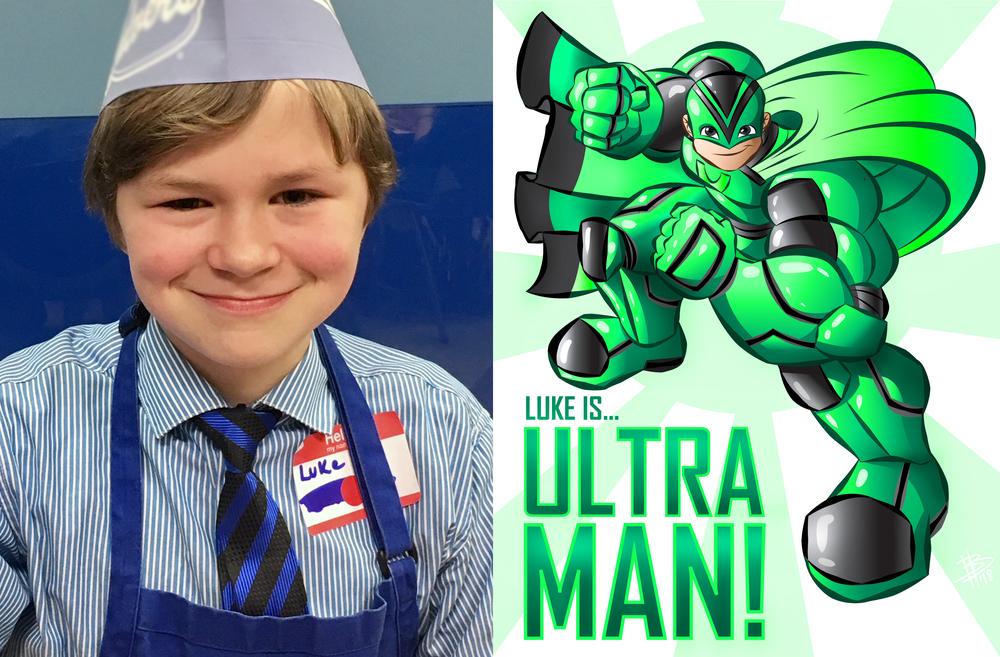 Luke (Ultra Man)
