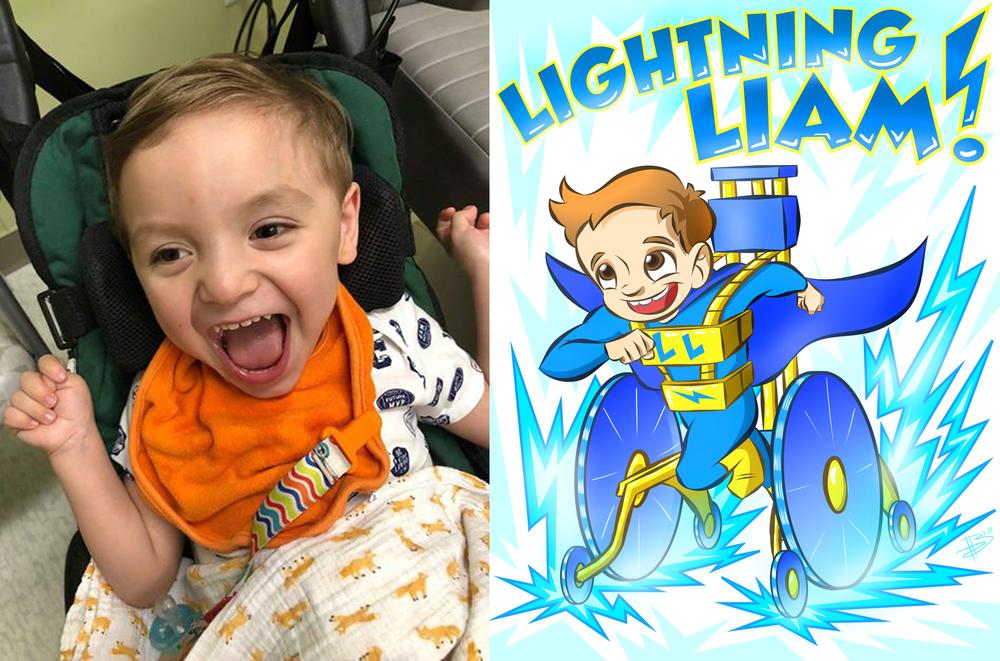 Liam (Lightning Liam)