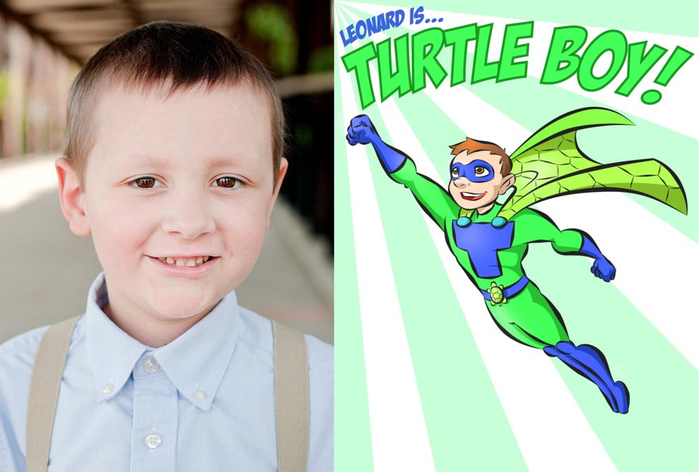 Leonard (Turtle Boy)