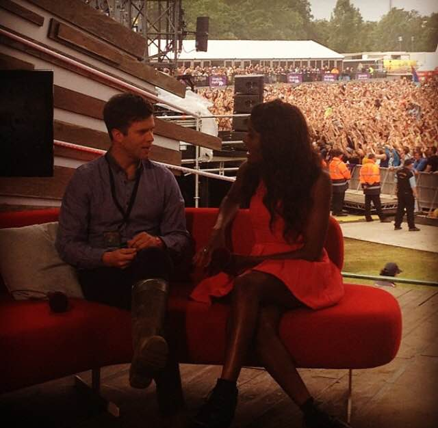 Aj Odudu Isle of Wight Festival