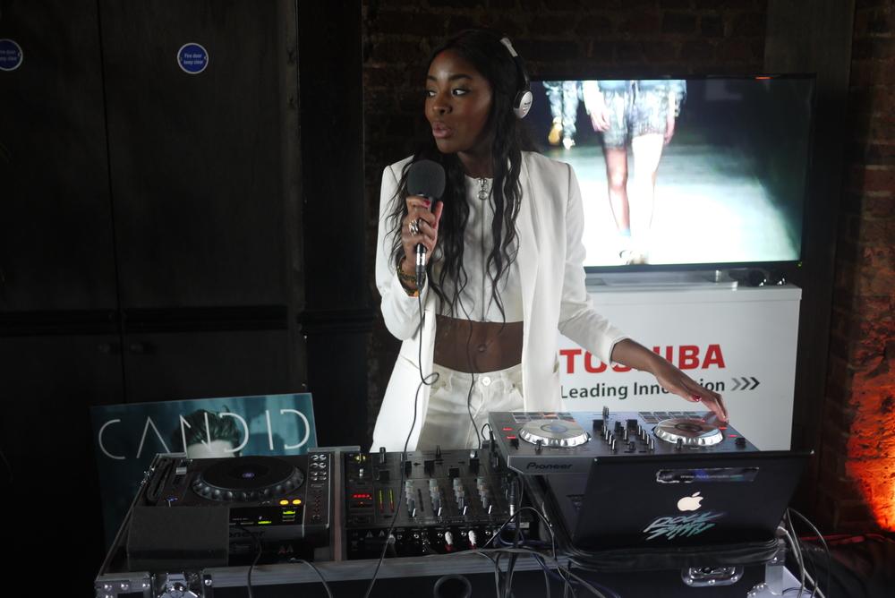 Century Club DJ AJ Odudu