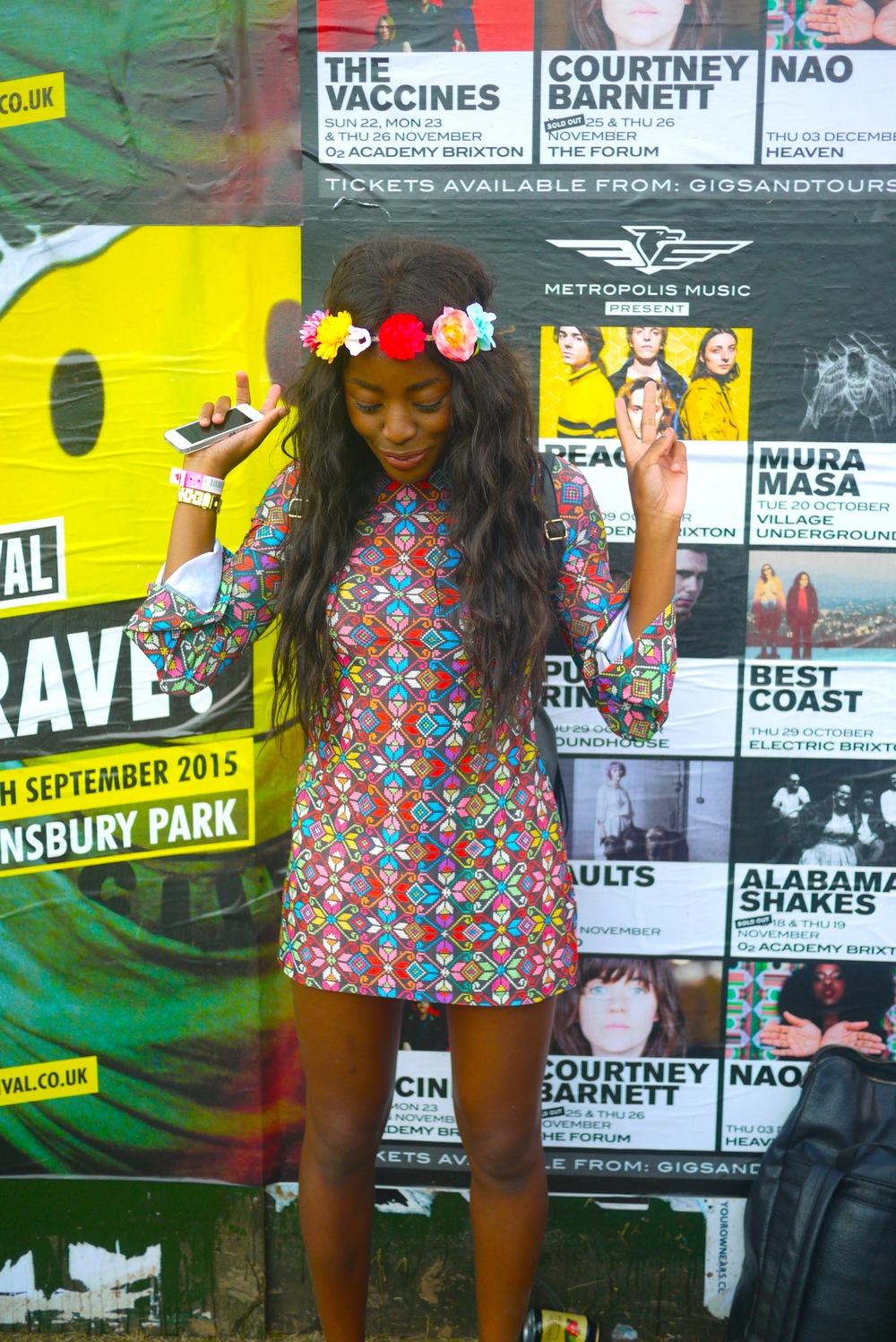 Lovebox Festival 2015 Boohoo.com