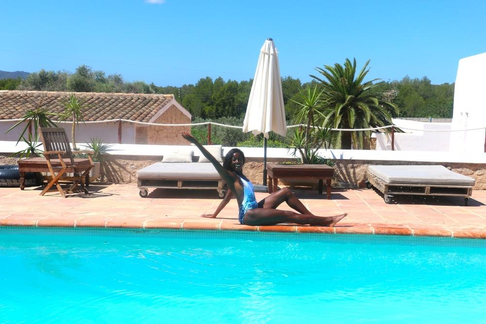 Swimwear AJ Odudu
