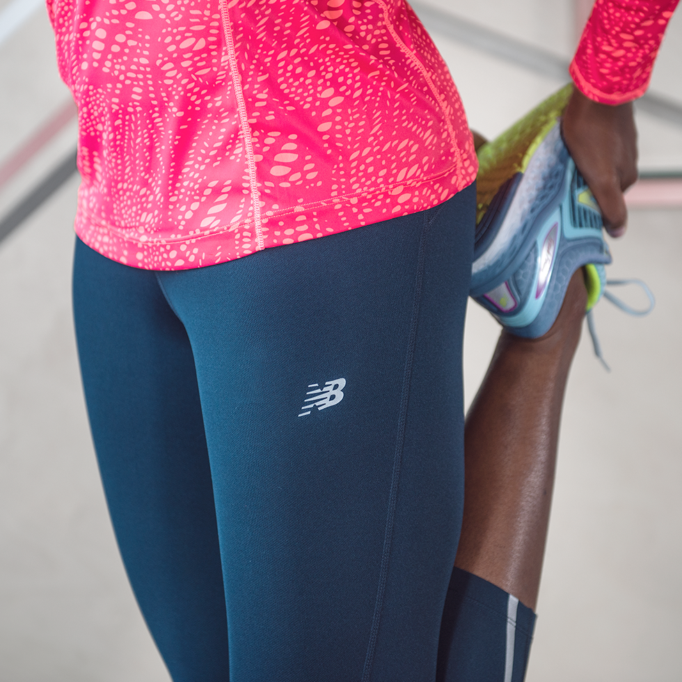 Impact Capri Leggings New Balance