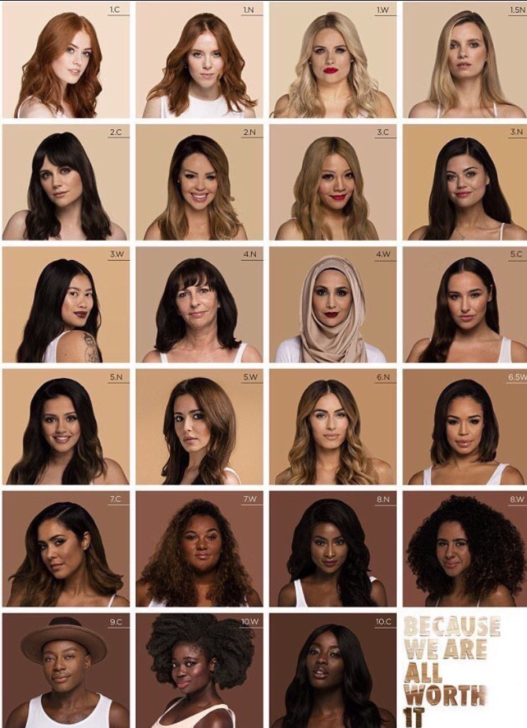 L'Oreal True Match 23 New Shades