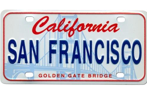 San Fran Souvenir