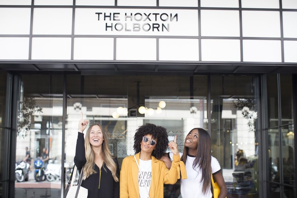Hoxton Holborn London