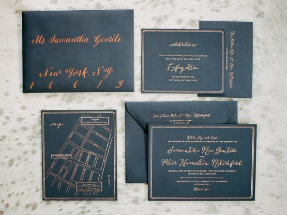 Leila Brewster Photography ,  Calligraphy by Swell Anchor Studio