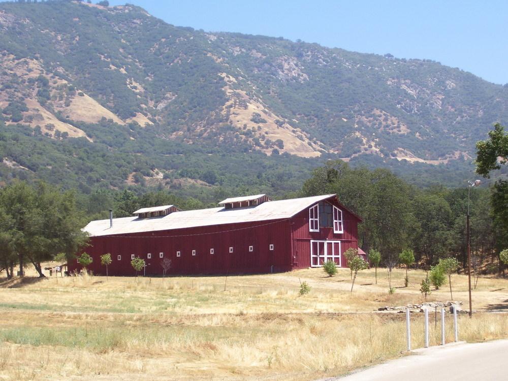 "The ""barn"""