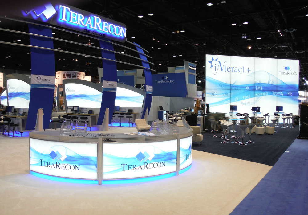TRADE SHOWS EXHIBITS