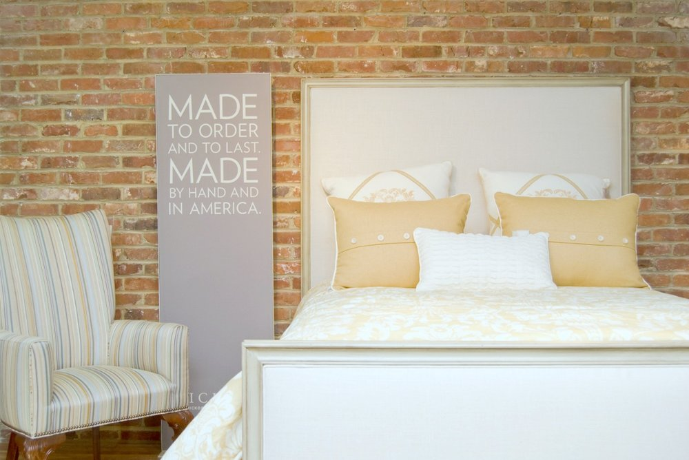 Hickory Furniture Matrix Frame Freestanding Showroom Display