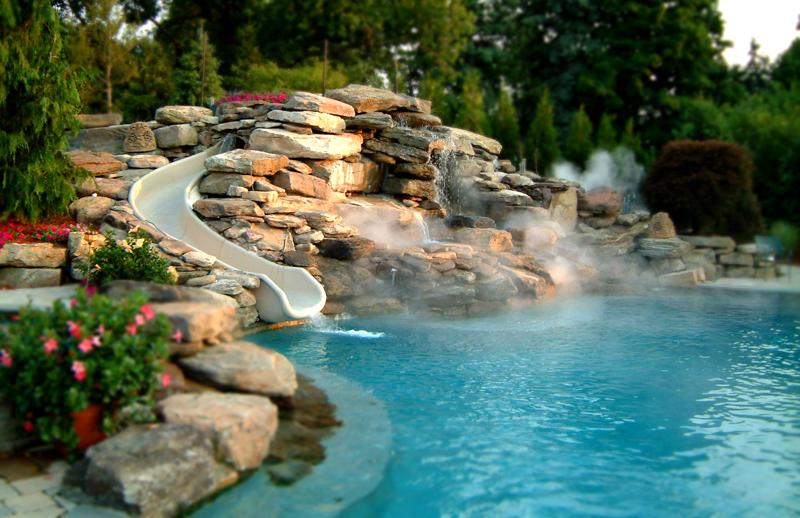 Pool Builders Bergen County NJ