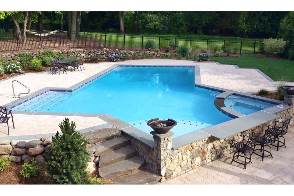 Masterson Pools | Saddle River Pool Builder