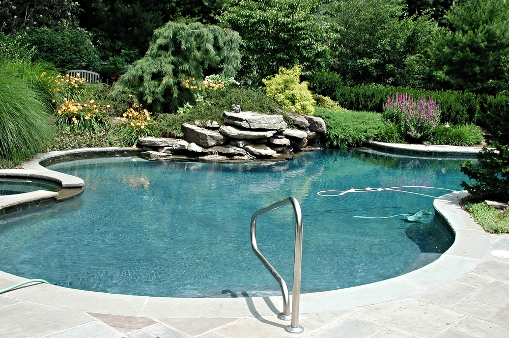 Masterson Pools | Pool Construction Morris county