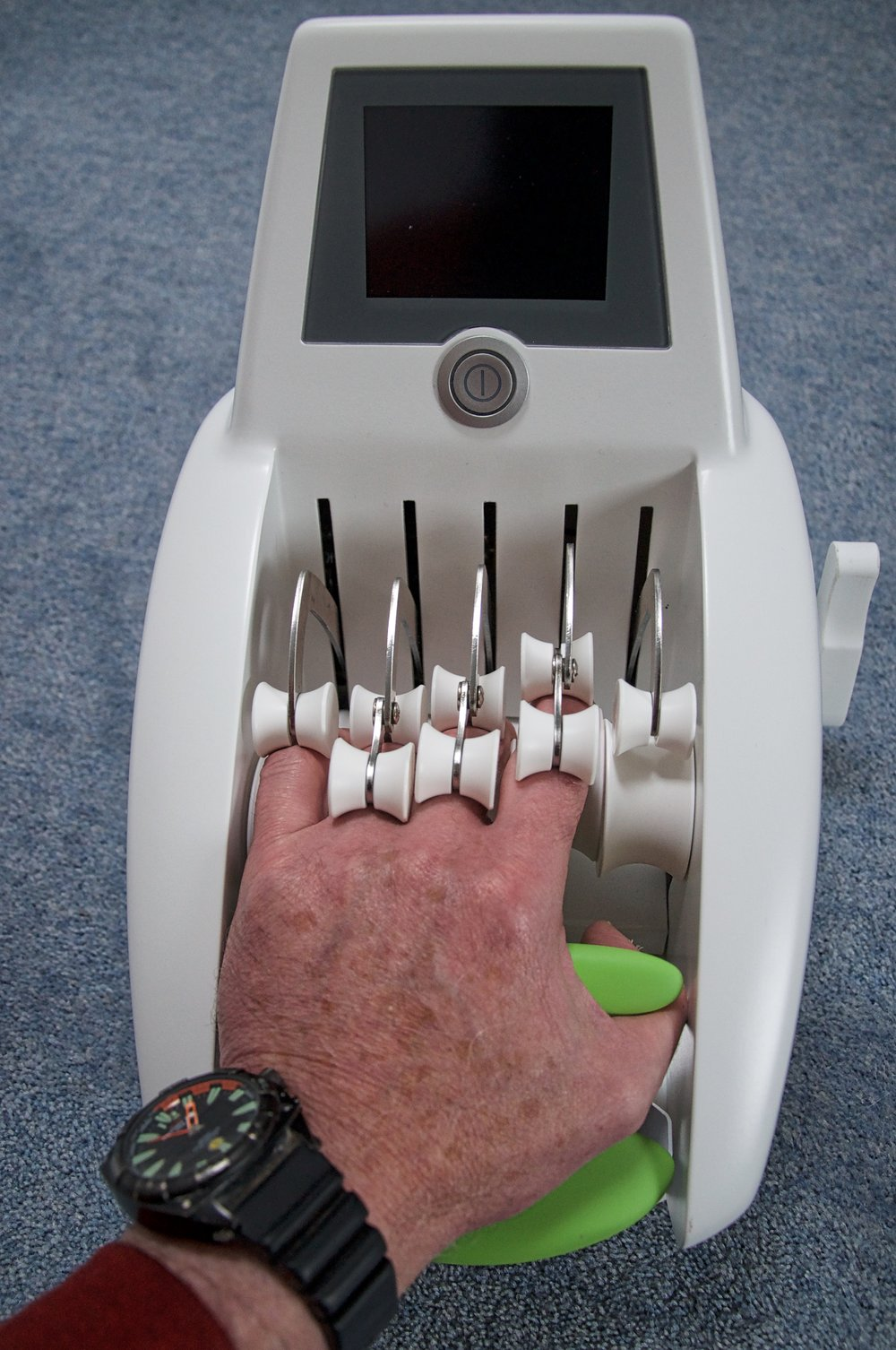 RehaDigit is an effective hand rehab device