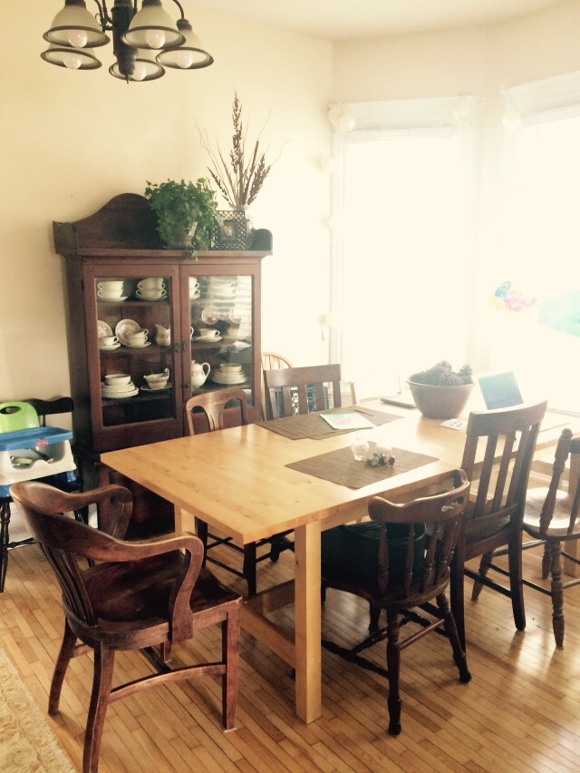 It Immediately Opened Up The Room And Added A Sightline Into Dining I Love View Of Front Door Next Is