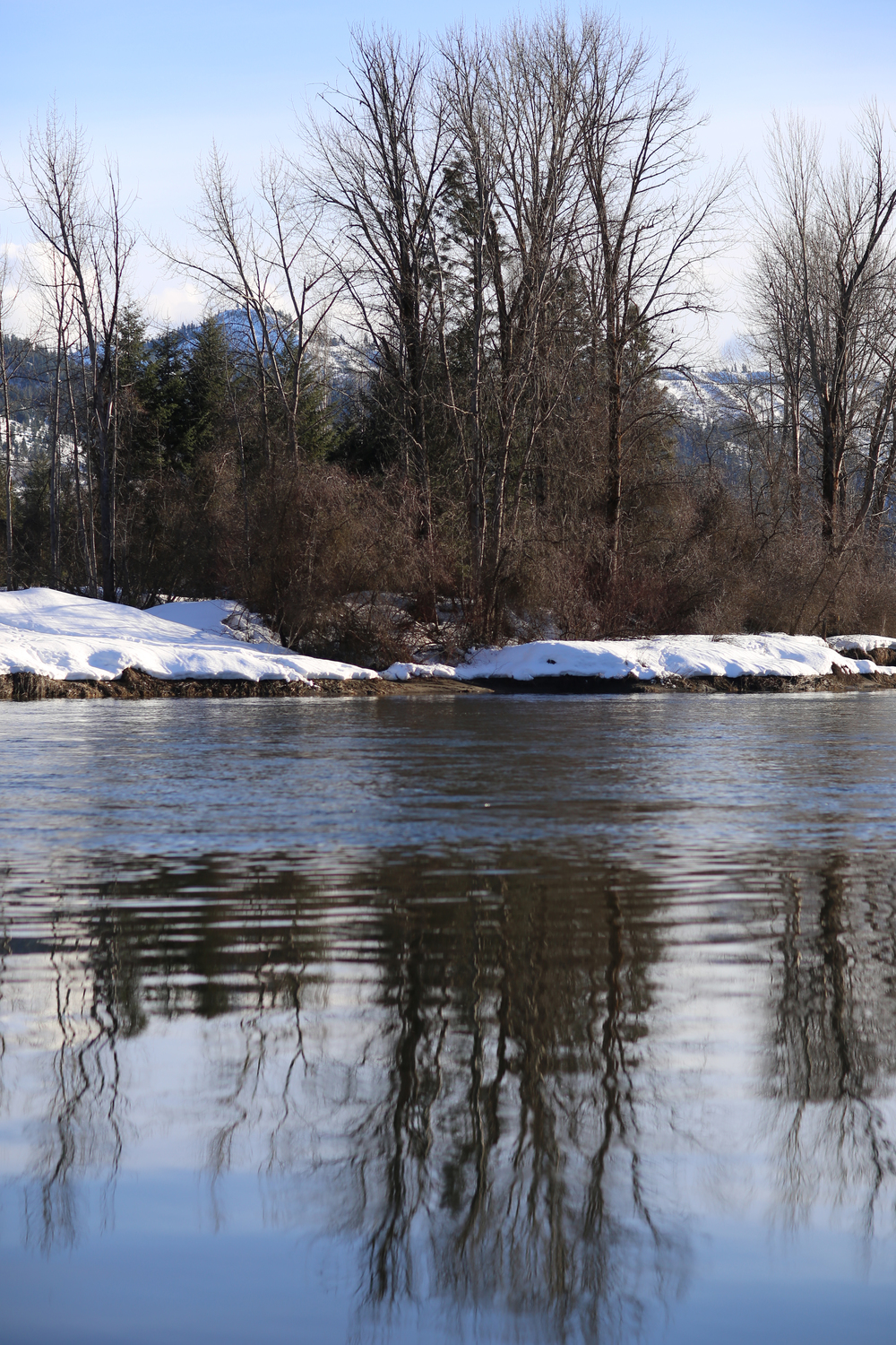 Wenatchee River, Leavenworth