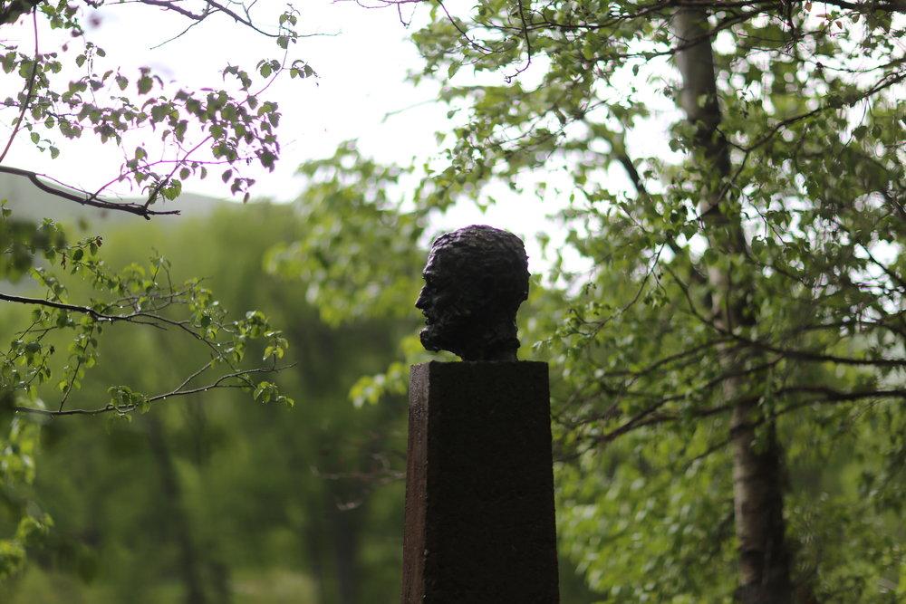 Hemingway Memorial details