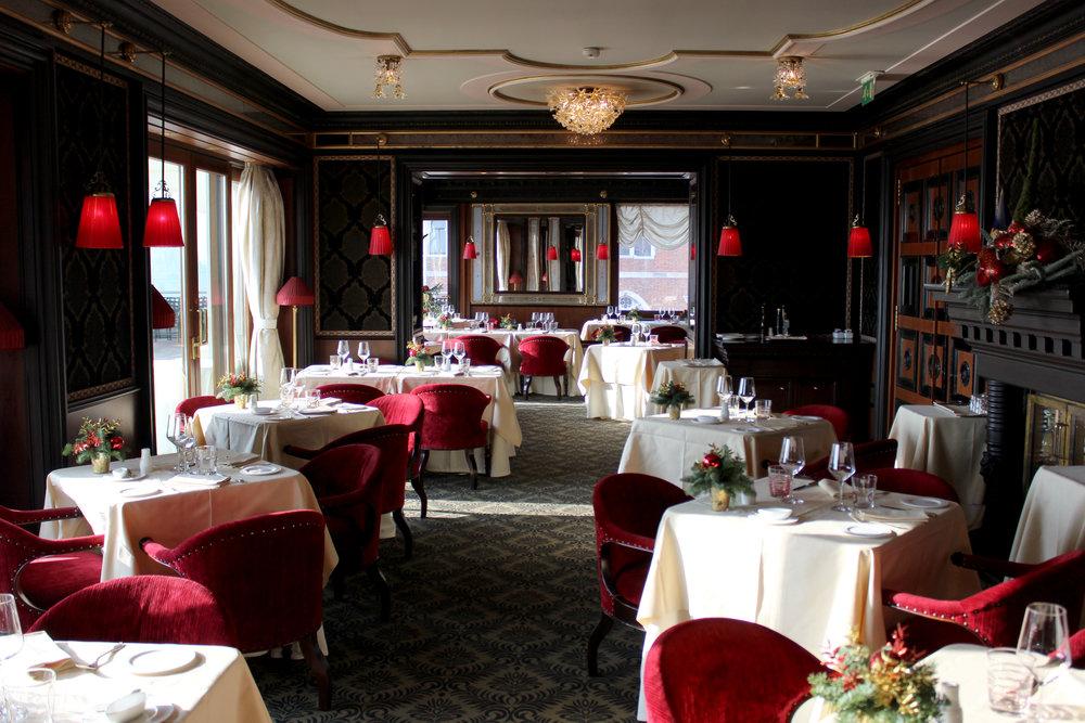 Terrazza Danieli, the Hotel Danieli rooftop restaurant
