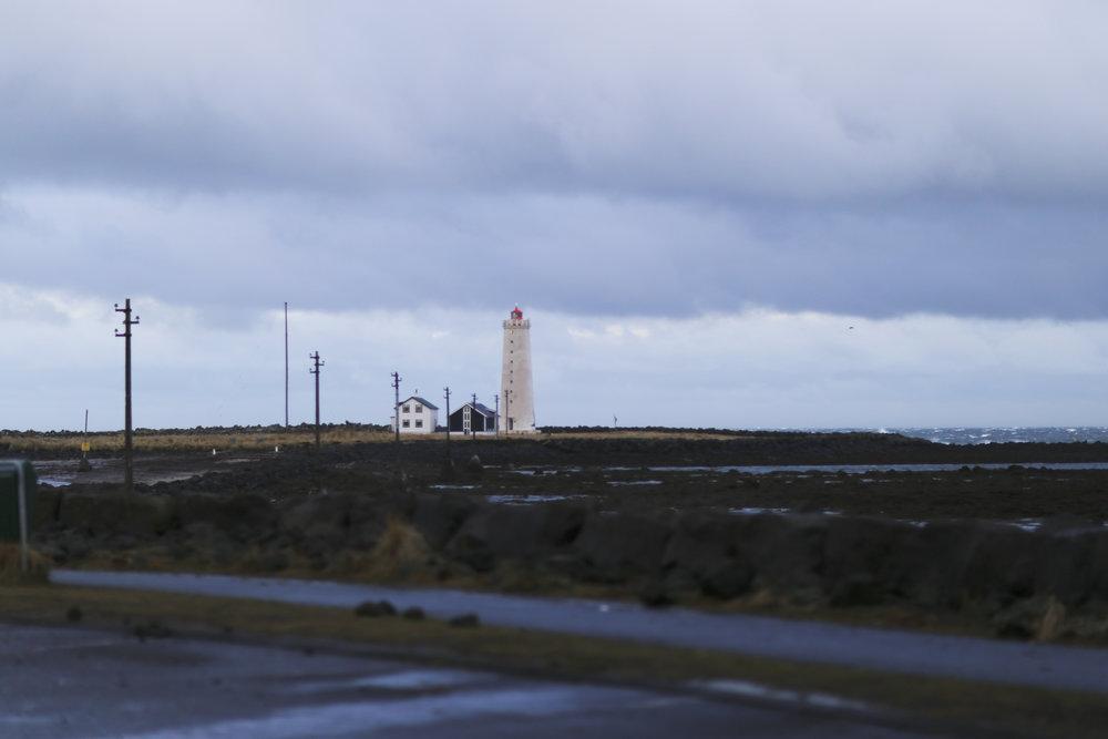 Grótta lighthouse