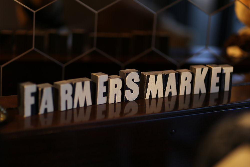 Reykjavík Farmers Market design company