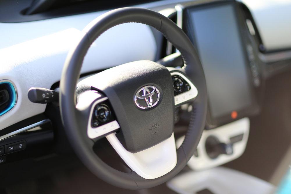 Pearl interior