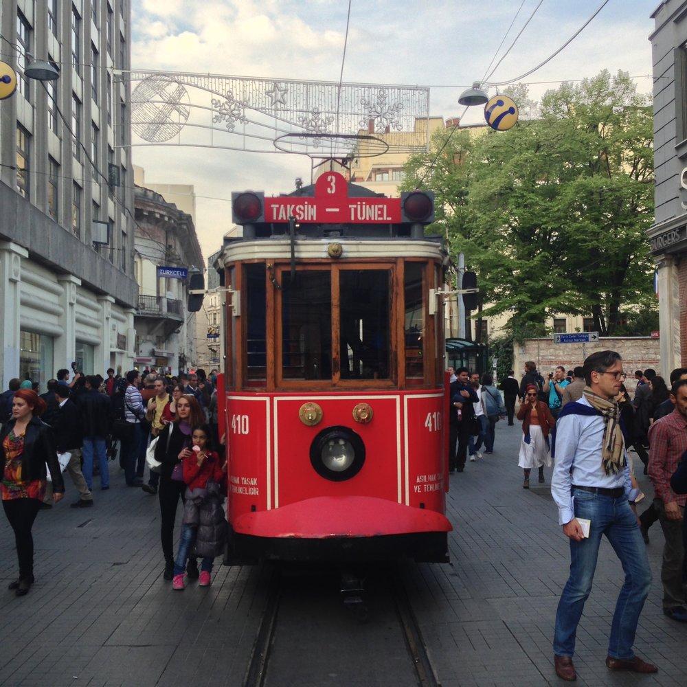 İstiklal Avenue