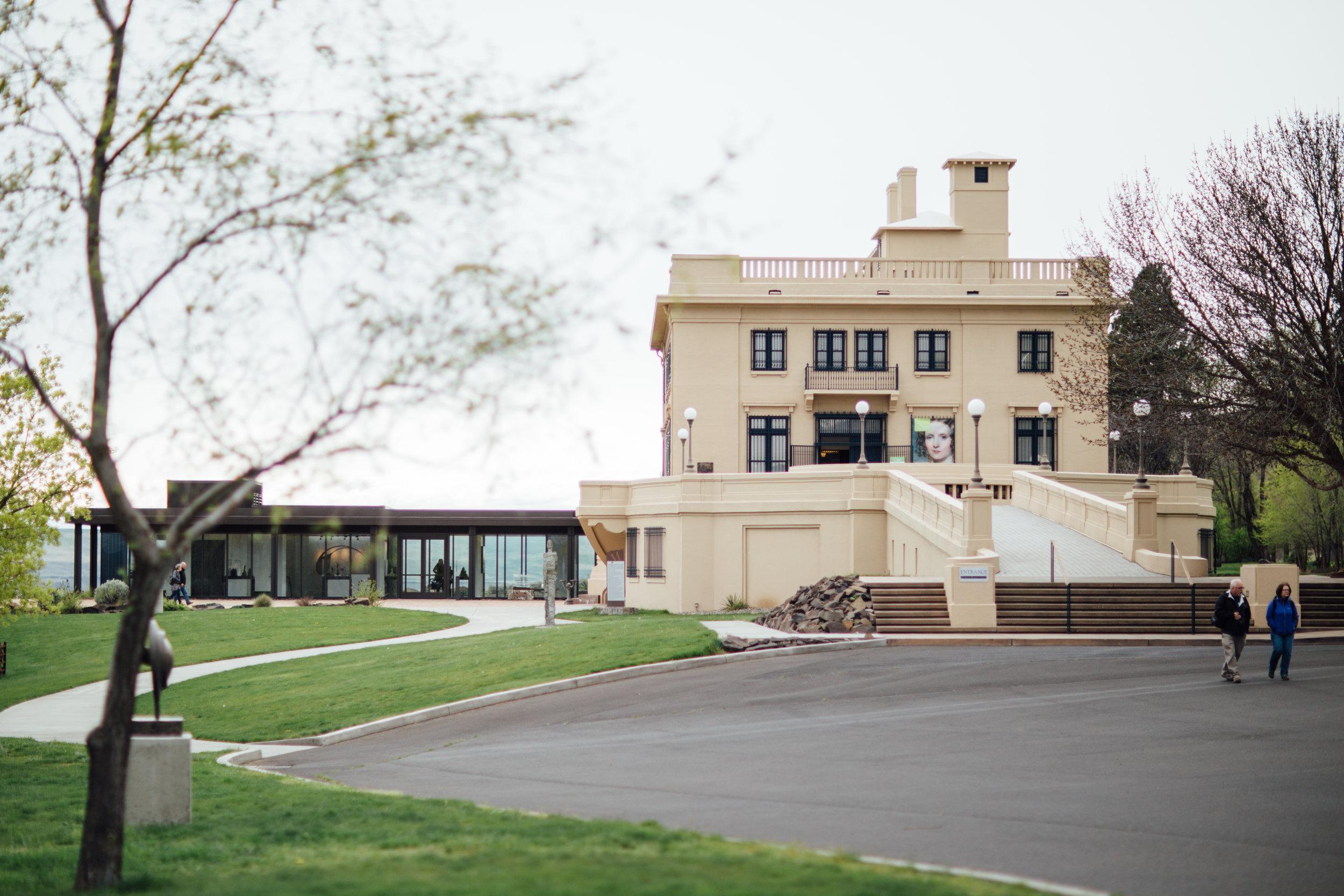 Maryhill Museum of Art, April 2018 — Grethershot: Morgan