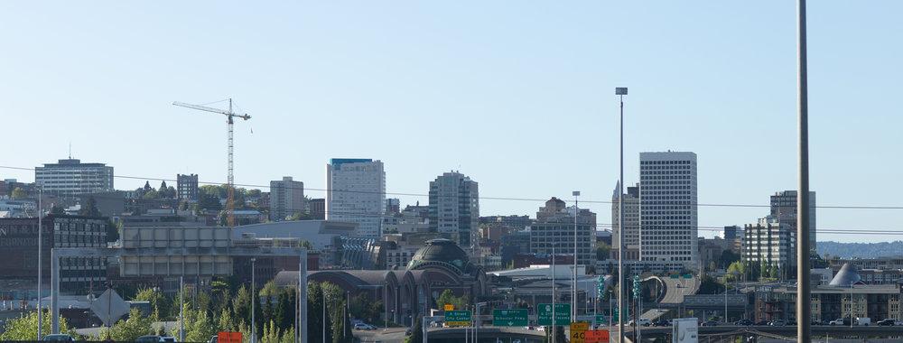 Tacoma views