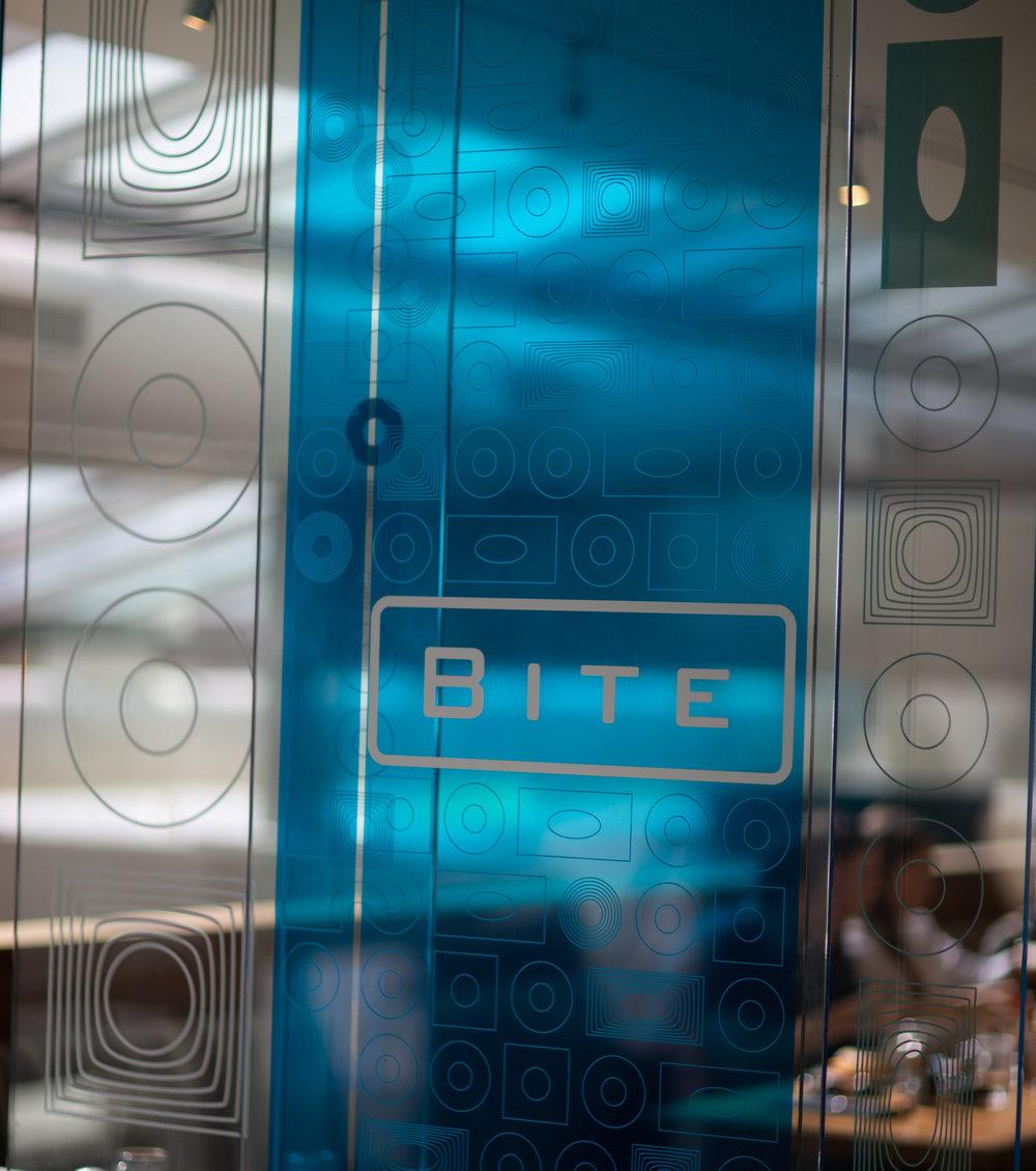 Bite, the restaurant in the Hotel Murano