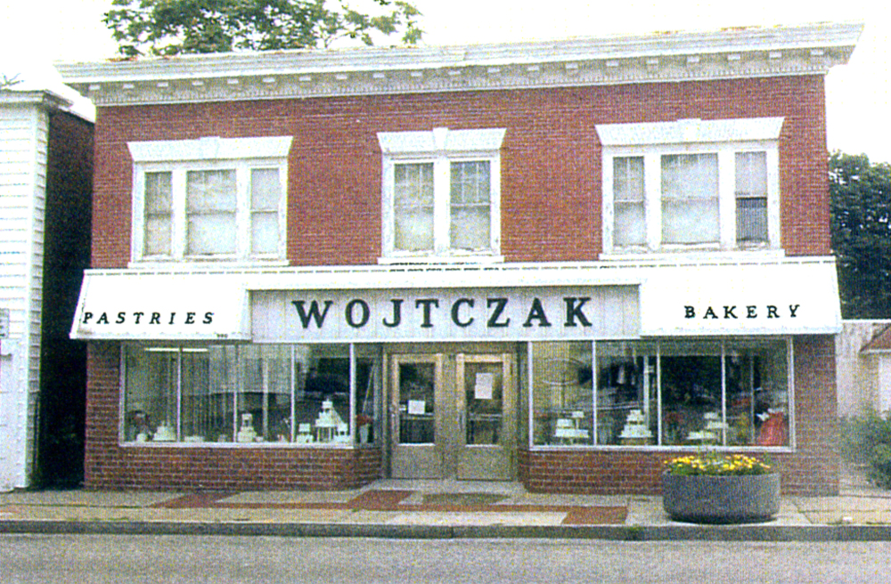 The former Wojtczak Bakery was located at 990 Hudson Avenue in Rochester.