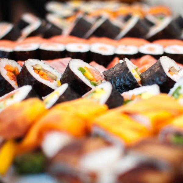 SUSHI WELCOME EVENTS