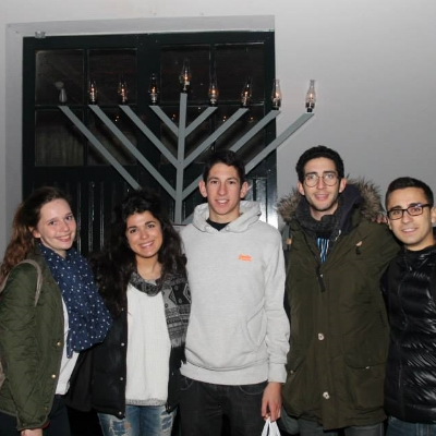 CHANUKAH 2013 - UNIVERSITY OF NOTTINGHAM