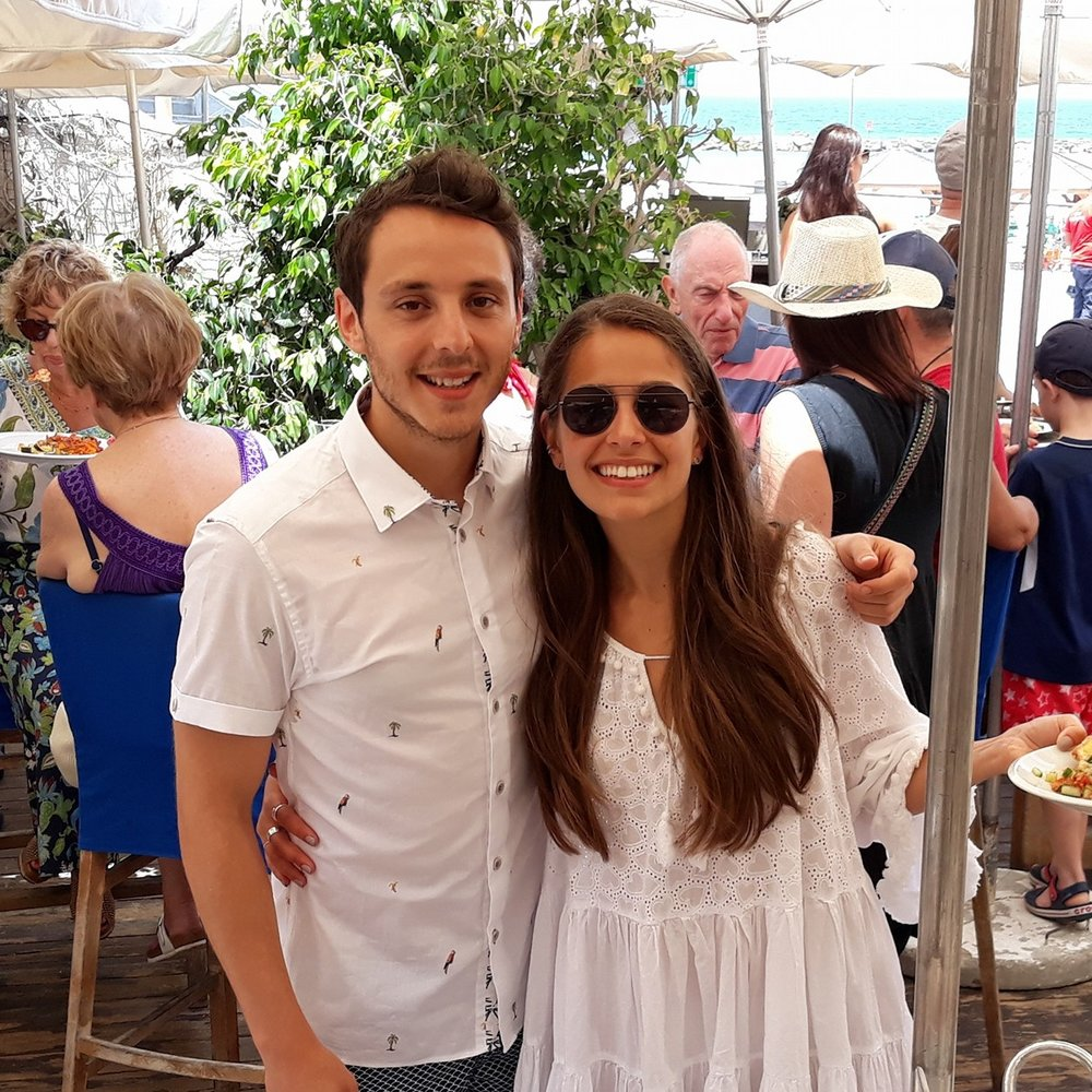 Daniel & Gabby Stanton