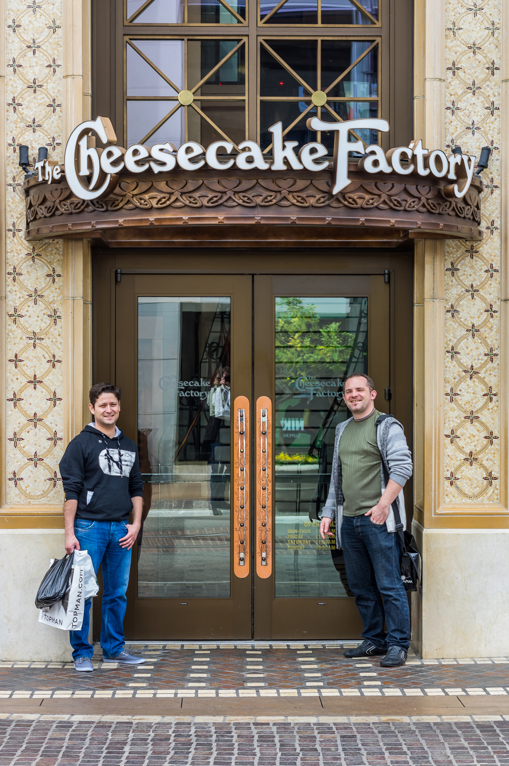 Cheesecake Factory in The Grove