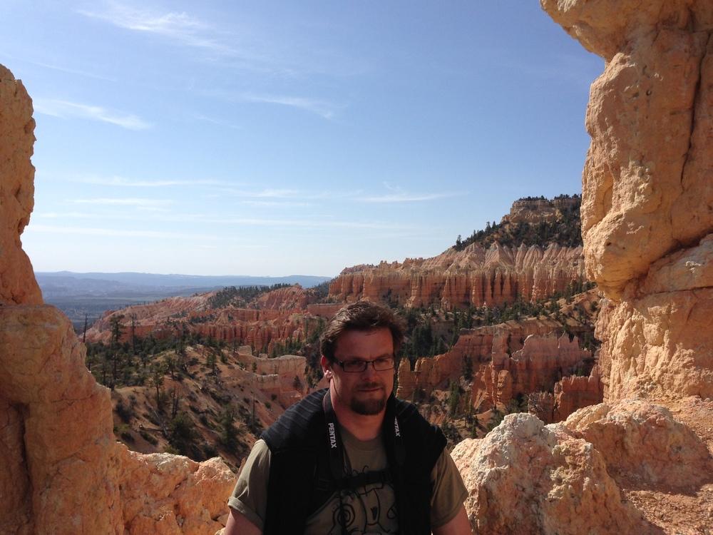 Ich werden den Bryce Canyon nicht vergessen.