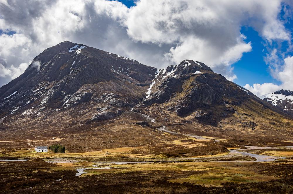 Glen Coe in Schottland