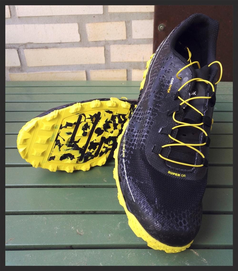 Ich gebe mich der Illusion hin, dass neue Schuhe helfen. Mal gucken, ob es was bringt. :)