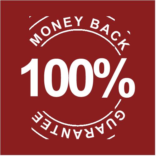 Guarantee 100%