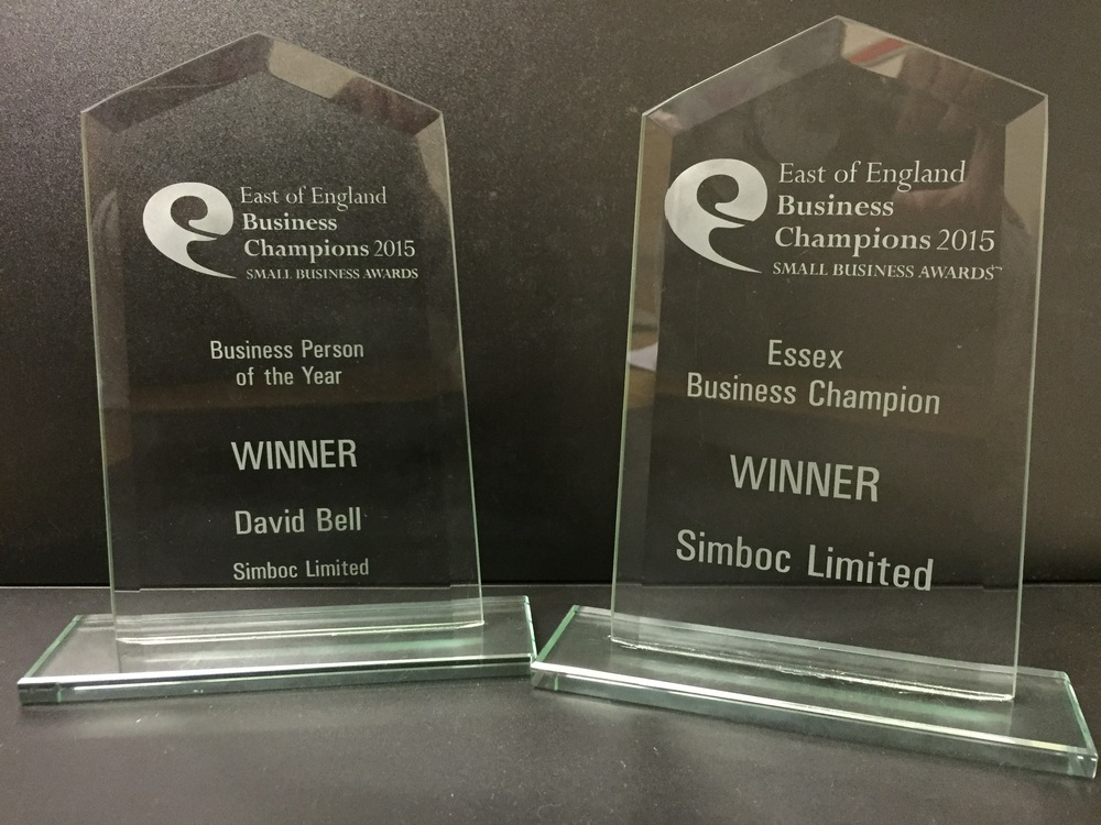 East of England Business Awards Winners