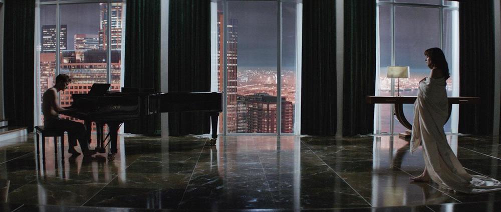 Fifty Shades of Grey(Sam Taylor-Johnson, 2015)