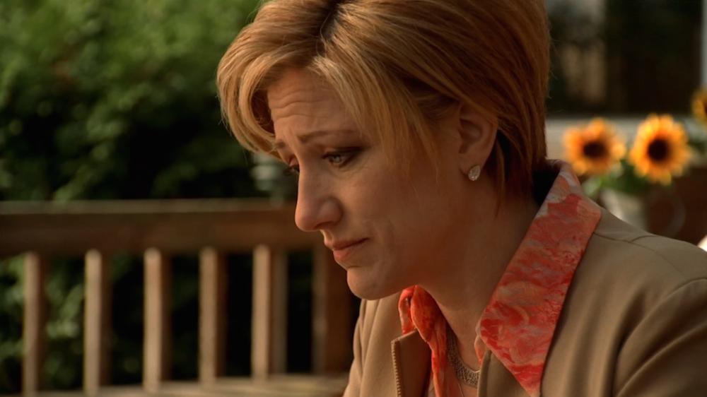 """The Sopranos,""""The Strong, Silent Type"""" (dir. Alan Taylor, 2002)"""