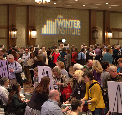 American Bookseller's Association 2015 Winter Institute  Asheville, NC, February 8 - 11, 2015