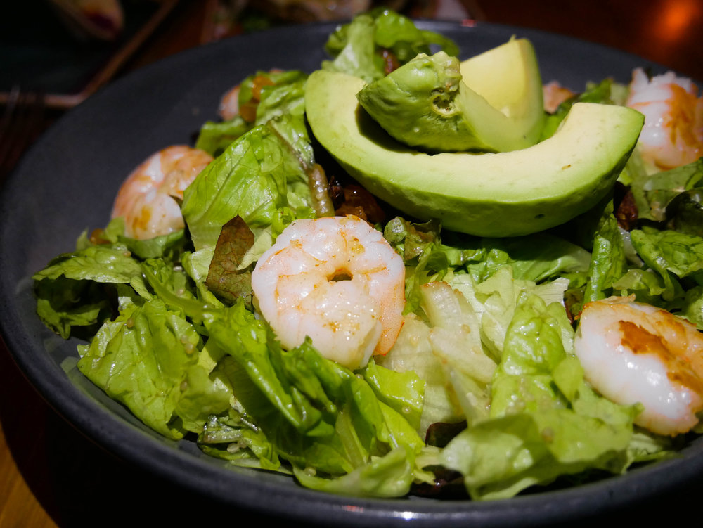 The Little Beet Table Shrimp Salad