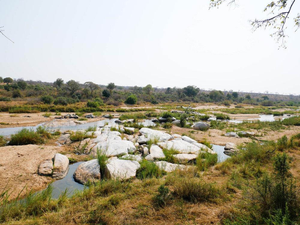 Singita Boulders