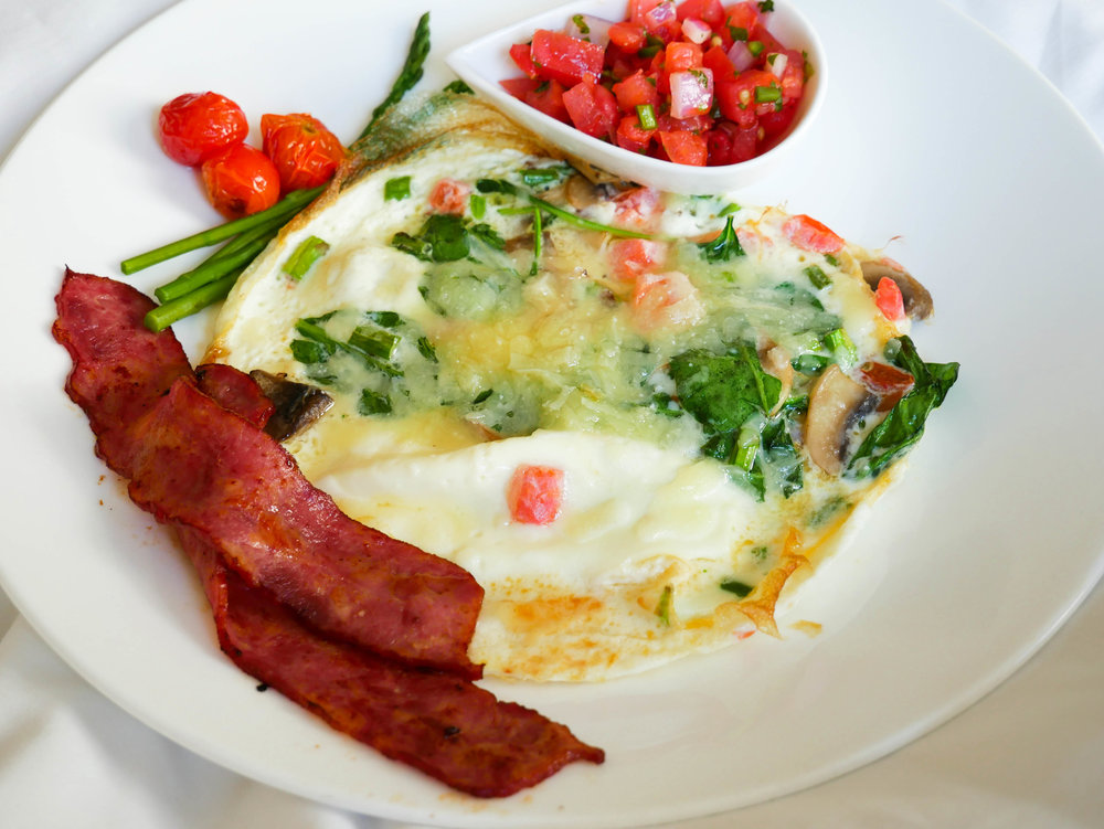 Healthy Choice Omelette