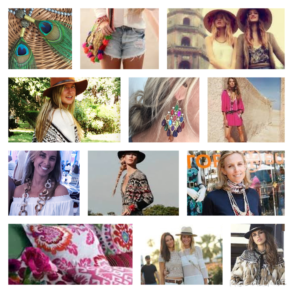 ": add some ""BOHO"" to your style: shop fabfinds for jewelry, capes, ponchos, belts, and more :"