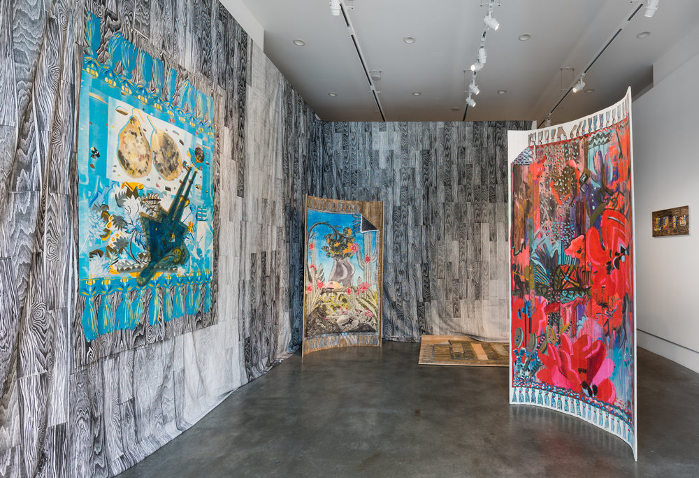 A conversation with artist Paula Wilson. Following the opening of her solo show, FLOORED, at Williamson|Knight. - I sat down with Wilson and we discussed her background and influences in making art, MoMAZoZo, the residency she co-runs in Carrizozo, New Mexico, and the histories that inspire her. —Ashley Gifford